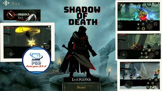 Shadow of Death in HD 1080p l Android Game l Action Game l #pgdna
