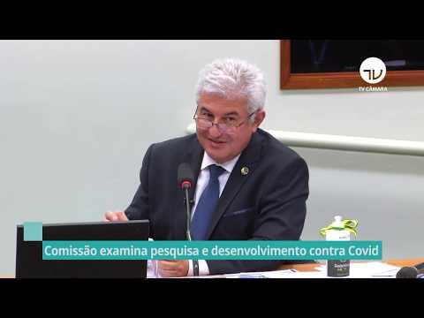 Marcos Pontes defende liberação de recursos do fundo científico contra covid-19 - 24/06/20