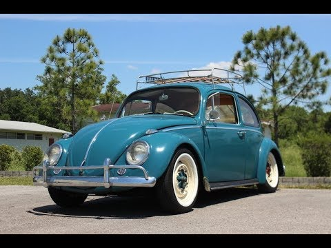 Video of '66 Beetle - PXSO