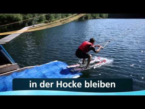 Wasserski Lehrvideo - Paarski