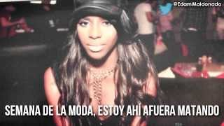 Angel Haze - Echelon (It's My Way) (Subtitulado/Traducido al Español)♥