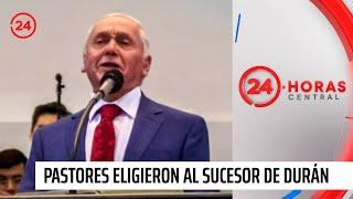 Pastores Escogen A Sucesor Del Destituido Obispo Eduardo Durán