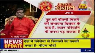 Kismat Connection | Shailendra Pandey | Daily Horoscope | October 21st 2020 | 8.00am