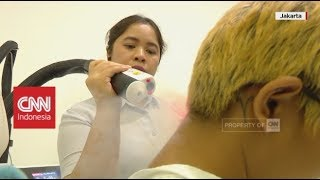 Cryotherapy review by CNN Indonesia