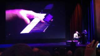 VB Partner: Coldplay's Chris Martin sings Viva La Vida solo at Apple's event