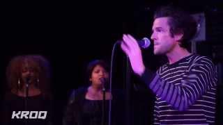 Brandon Flowers     Read My Mind    Acoustic   HD  Live At KROQ