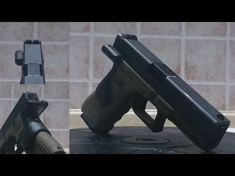 [Recensione] Accessori per pistole Glock: LASER GRIP