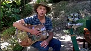 """""""Lonely Stranger"""", Eric Clapton, Guitar Lesson by Doug Masnaghetti"""