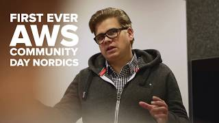 Rolf Koski, Cybercom AWS Business Group CTO is new AWS Hero