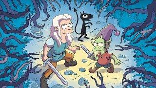 DISENCHANTMENT - NEW Netflix Cartoon By Simpsons Creator Matt Groening! - Video Youtube