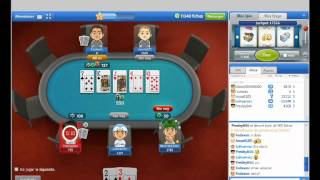 No Se, Jugando Al Poker.