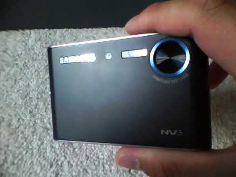 Remake Part 2: Samsung NV3 Digital Camera