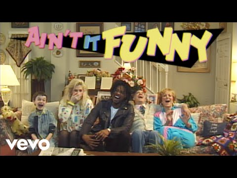 YouTube video: Danny Brown: Ain't It Funny