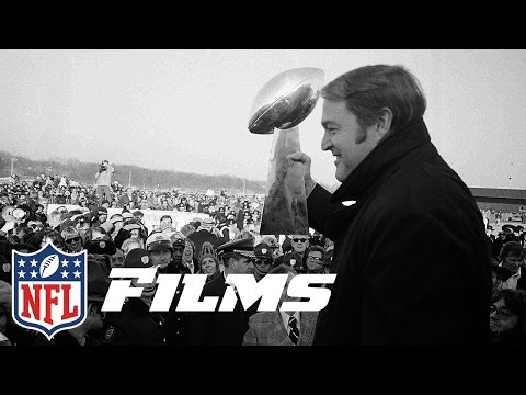 PRIVATE Chuck Noll Shapes the Steelers Dynasty | Chuck Noll: A Football Life | NFL