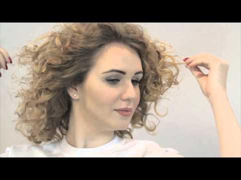 Химическая и био-завивка на короткие и средние волосы от Bianca-Lux