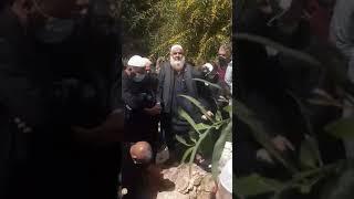 الإمام الألباني عندما بلغه وفاة العلامة ابن باز رحمهما الله_الشيخ نمر عدوان (أبو همام)