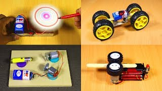 Top 4 Amazing DIY Toys | Homemade Toys Ideas