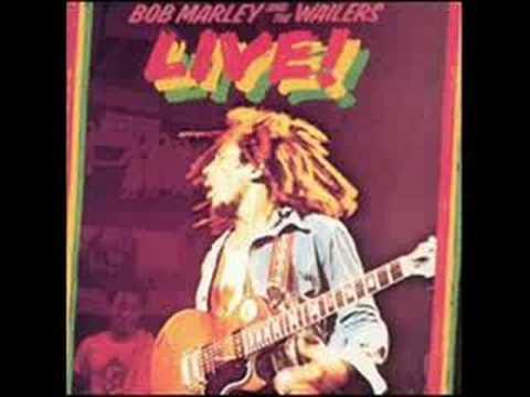 Bob Marley and The Wailers - No Woman, No Cry (LIVE!)