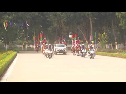 বাংলাদেশ পুলিশ একাডেমি সারদায় পুলিশের ৩৬তম ক্যাডেট সাব-ইন্সপেক্টর-২০১৮ প্রশিক্ষণ সমাপনী কুচকাওয়াজ