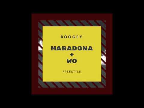 Boogey – Maradona + Wo Freestyle