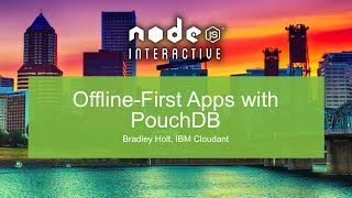 Offline-First Apps with PouchDB
