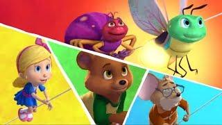 Голди и Мишка - Серия 18 Сезон 2 | Мультфильм Disney Узнавайка