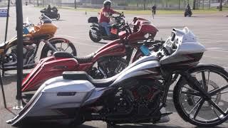 Baggers At Daytona Bike Week 2019