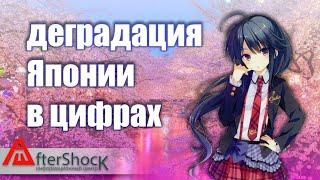 Это в России проблемы? Вы на Японию посмотрите!!!