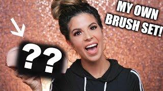 MY MORPHE BRUSHES BRUSH COLLECTION SET! - Video Youtube