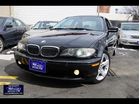 2004 BMW 3 Series 325Ci 2dr Coupe