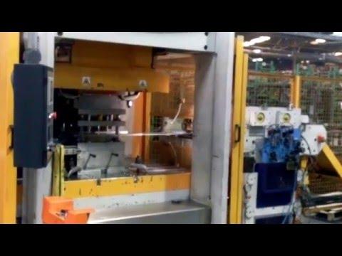 Prasa - linia produkcyjna Mecanica Exacta - zdjęcie