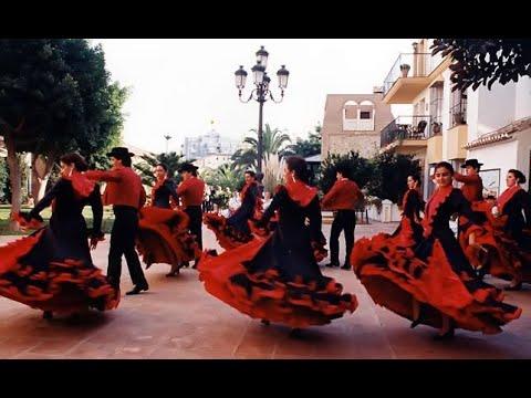 Андалусия. Волшебная родина фламенко. Документальный фильм