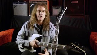 David Ellefson Introduces Signature X Series Basses