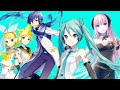 My Top 250 Favorite Vocaloid Songs