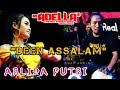 Deen Assalam Cover kendang cak Nophie a501 Arlida Putri Om ADELLA live manukan wetan Surabaya