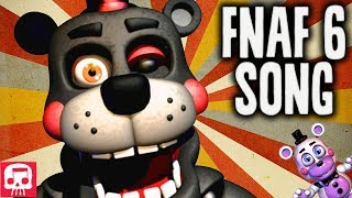 "FNAF 6 Song LYRIC VIDEO by JT Music - ""Now Hiring at Freddy's"""