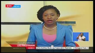 Leo Mashinani na Mashirima Kapombe(sehemu ya kwanza), 11/10/2016