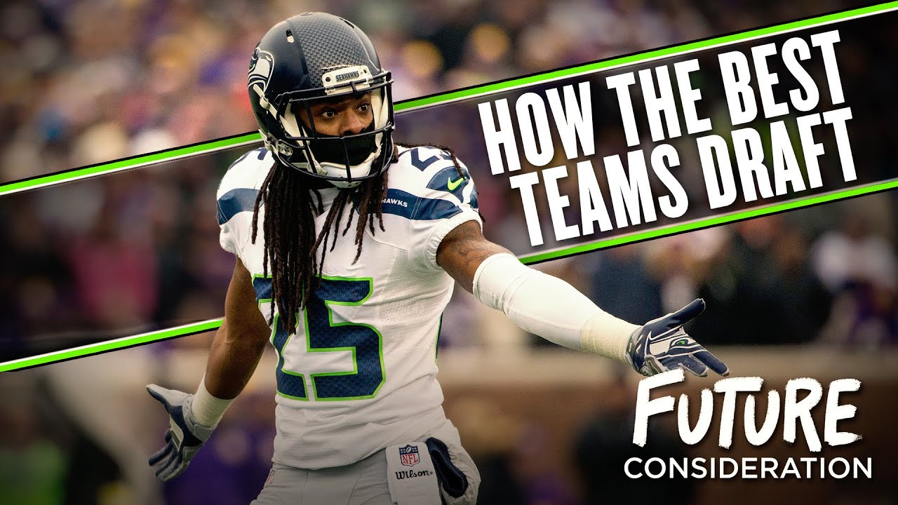 How the NFL's best teams outsmart everyone in the draft thumbnail