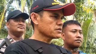 Video Polisi Amankan 22 Ton Kayu Balok Tanpa Dokumen