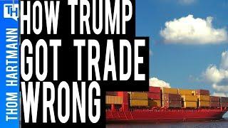Lori Wallach Exposes How Trump Got Trade Wrong