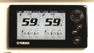 Yamaha 90hp Outboard Wiring Diagram Club Car Carryall Gas Boat Rigging Helm Master Outboards Controls And Interfaces Continued