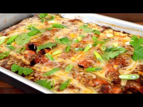 Homemade Chicken Enchiladas Recipe | REAL Chicken Enchiladas |Cooking With Carolyn