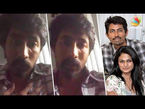Emotional Speech: Singer Suchitra Husband Karthik Clarifies On Actors Private Photos leak   Dhanush