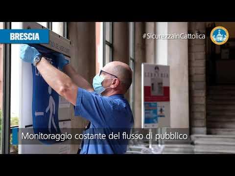 Sicurezza in Cattolica: le misure nei campus