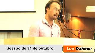 Leo Dahmer formaliza pedido para realização de concurso público em Esteio