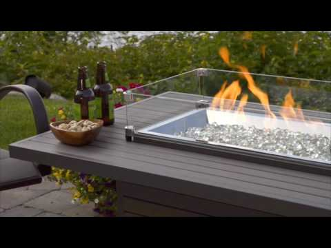Brooks Fire Table - The Outdoor GreatRoom Company