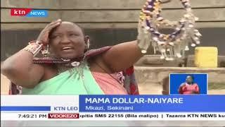 Kundi la wanawake la Ushanga Kenya Initiative la ufadhli kutoka kwa serikali ili kujikimu kimaisha