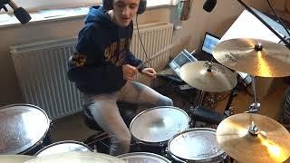 Bazart   Grip (omarm Me) Drum Cover