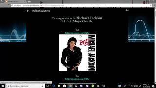Descargar Discos De MICHAEL JACKSON Mega 1 Link Gratis|Michael Jackson Discografias|