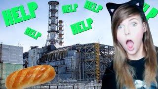 ЧЕРНОБЫЛЬСКИЙ АТОМНЫЙ ХЛЕБОЗАВОД - Реакция Алины Рин #1